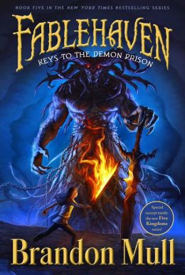 Keys to the Demon Prison (Fablehaven Series #5)