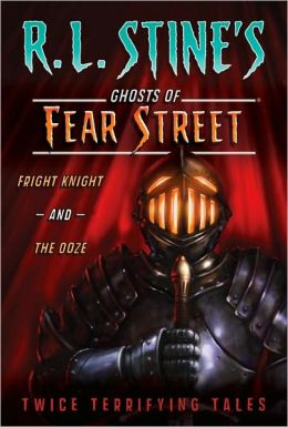 Fright Knight and The Ooze: Twice Terrifying Tales