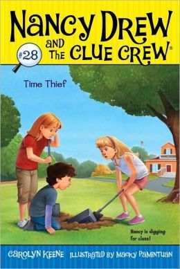 Time Thief (Nancy Drew and the Clue Crew Series #28)