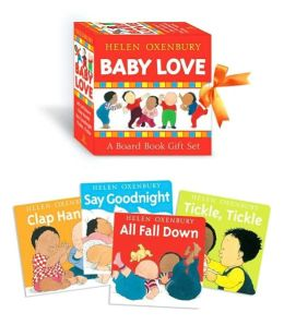 Baby Love: All Fall Down/Clap Hands/Tickle, Tickle/Say Goodnight