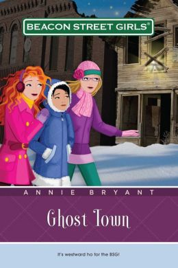 Ghost Town (Beacon Street Girls Series #11)