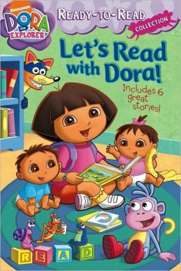 Let's Read with Dora! (Dora the Explorer Ready-to-Read Series)