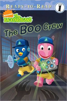 The Boo Crew (Backyardigans Ready-to-Read Series)