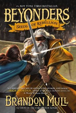 Seeds of Rebellion (Beyonders Series #2)