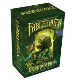 Fablehaven (Boxed Set): Fablehaven; Rise of the Evening Star; Grip of the Shadow Plague