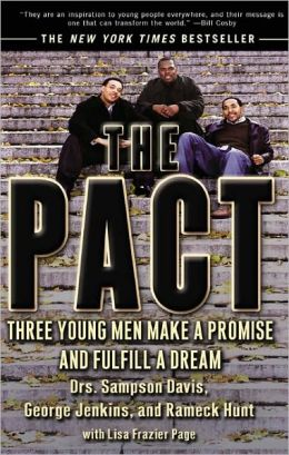 The Pact: Three Young Men Make a Promise and Fulfill a Dream (Turtleback School & Library Binding Edition)