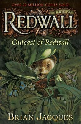 Outcast of Redwall (Turtleback School & Library Binding Edition)