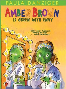 Amber Brown Is Green with Envy (Turtleback School & Library Binding Edition)