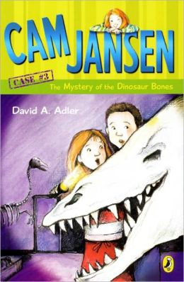 The Mystery of the Dinosaur Bones (Cam Jansen Series #3) (Turtleback School & Library Binding Edition)