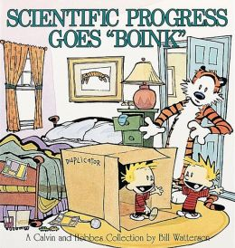 Scientific Progress Goes ''Boink'' (Turtleback School & Library Binding Edition)