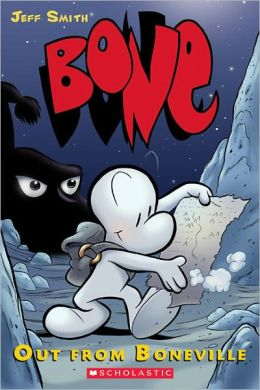 Bone #1: Out from Boneville (Turtleback School & Library Binding Edition)