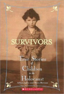 Survivors: True Stories Of Children In The Holocaust (Turtleback School & Library Binding Edition)