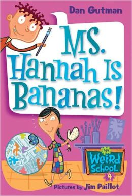 Ms. Hannah is Bananas! (Turtleback School & Library Binding Edition)