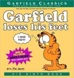 Garfield Loses His Feet (Turtleback School & Library Binding Edition)