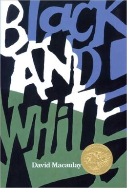Black And White (Turtleback School & Library Binding Edition)