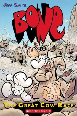 Bone #2: The Great Cow Race (Turtleback School & Library Binding Edition)