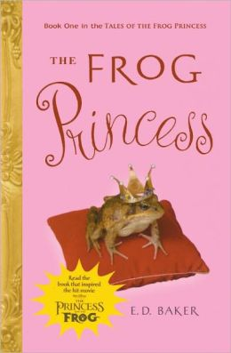 The Frog Princess (Turtleback School & Library Binding Edition)