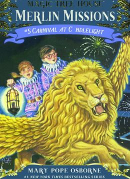 Carnival at Candlelight (Turtleback School & Library Binding Edition)