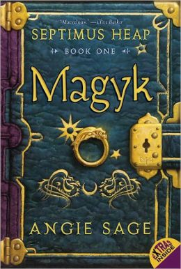 Magyk (Septimus Heap Series #1) (Turtleback School & Library Binding Edition)