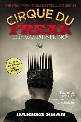 The Vampire Prince (Turtleback School & Library Binding Edition)