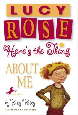 Here's the Thing about Me (Turtleback School & Library Binding Edition)