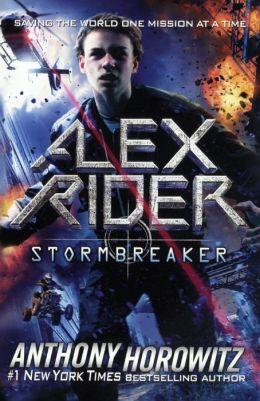 Stormbreaker (Turtleback School & Library Binding Edition)