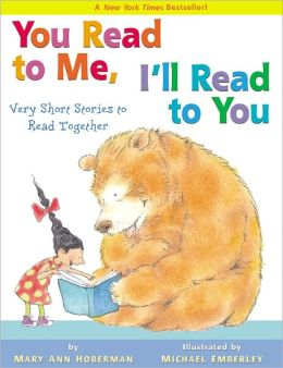 You Read to Me, I'll Read to You: Very Short Stories to Read Together (Turtleback School & Library Binding Edition)