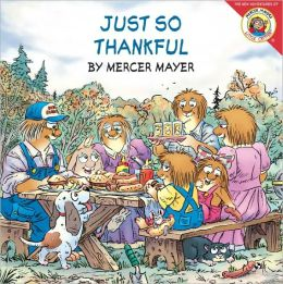 Just So Thankful (Turtleback School & Library Binding Edition)