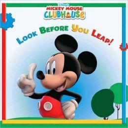 Look Before You Leap! (Turtleback School & Library Binding Edition)