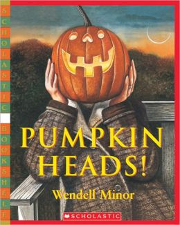 Pumpkin Heads (Turtleback School & Library Binding Edition)