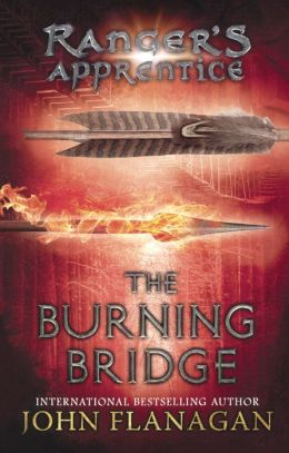 The Burning Bridge (Ranger's Apprentice Series #2) (Turtleback School & Library Binding Edition)