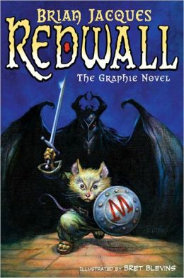 Redwall, The Graphic Novel (Turtleback School & Library Binding Edition)