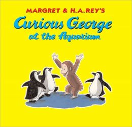 Curious George Goes to the Aquarium (Turtleback School & Library Binding Edition)