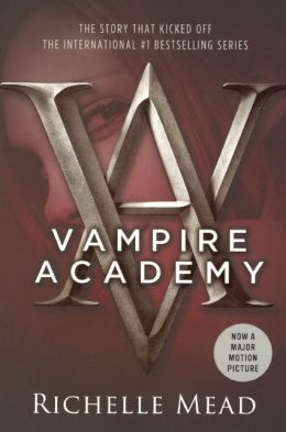 Vampire Academy (Turtleback School & Library Binding Edition)