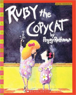 Ruby The Copycat (Turtleback School & Library Binding Edition)