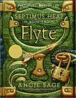 Flyte (Septimus Heap Series #2) (Turtleback School & Library Binding Edition)