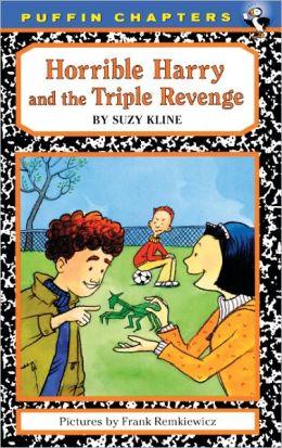 Horrible Harry And The Triple Revenge (Turtleback School & Library Binding Edition)