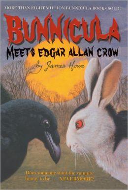 Bunnicula Meets Edgar Allan Crow (Bunnicula Series) (Turtleback School & Library Binding Edition)