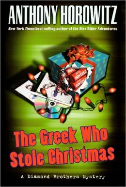 The Greek Who Stole Christmas (Turtleback School & Library Binding Edition)