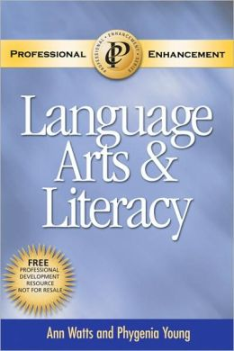 Language Arts Professional Enhancement text