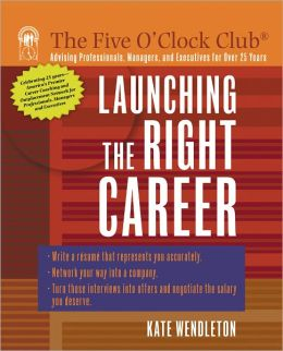 Launching the Right Career