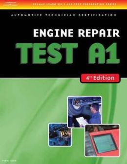 ASE Test Preparation A1-A8, L1, P2, X1, & C1 Series