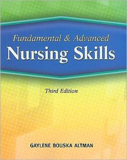 Fundamental and Advanced Nursing Skills