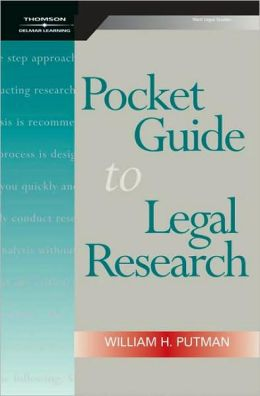 Pocket Guide to Legal Research