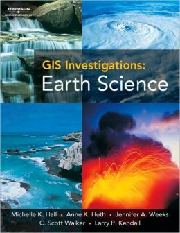 GIS Investigations: Earth Science 9.1 Version (with CD-ROM)