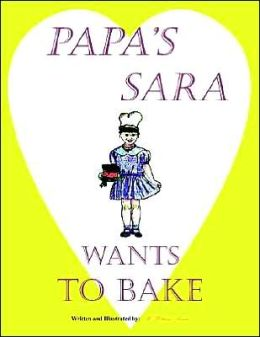 Papa's Sara Wants to Bake