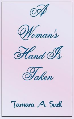 A Woman's Hand Is Taken