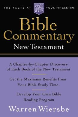 Pocket New Testament Bible Commentary