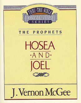 Hosea / Joel: The Prophets (Hosea/Joel)