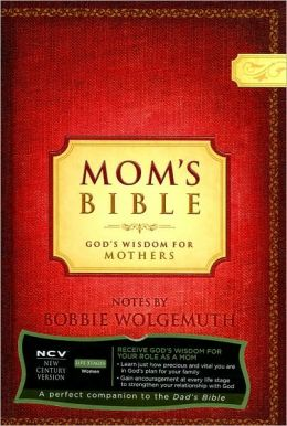 NCV Mom's Bible: God's Wisdom for Mothers
